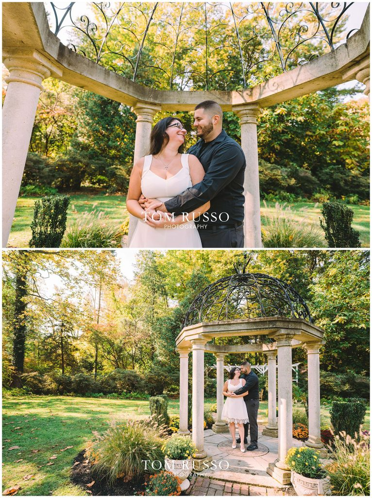 Maria & John Engagement Session Sayen House and Gardens Hamilton NJ 60