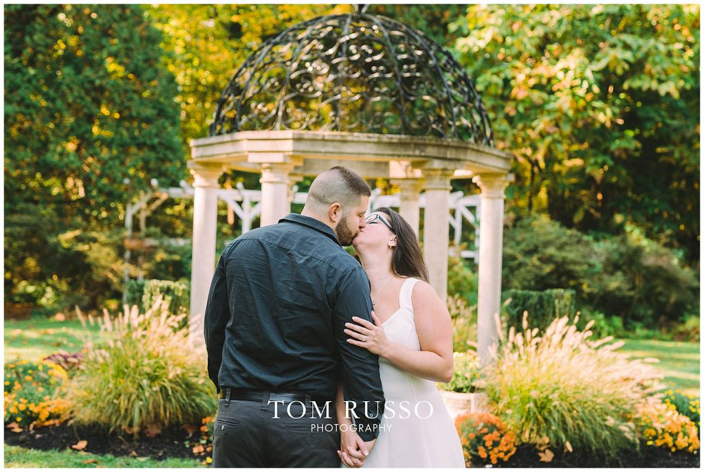 Maria & John Engagement Session Sayen House and Gardens Hamilton NJ 61