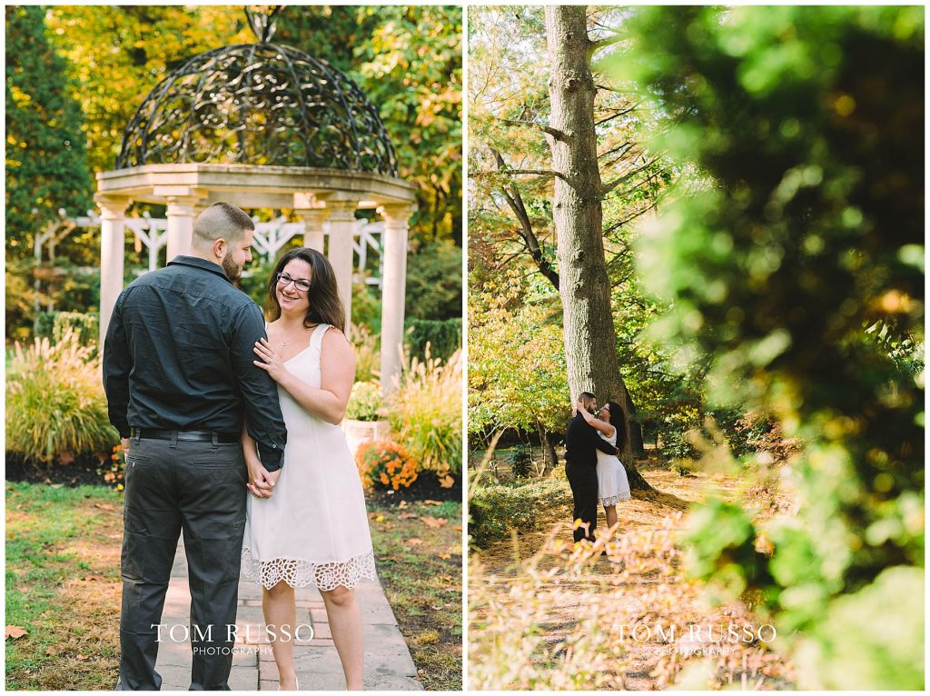 Maria & John Engagement Session Sayen House and Gardens Hamilton NJ 64