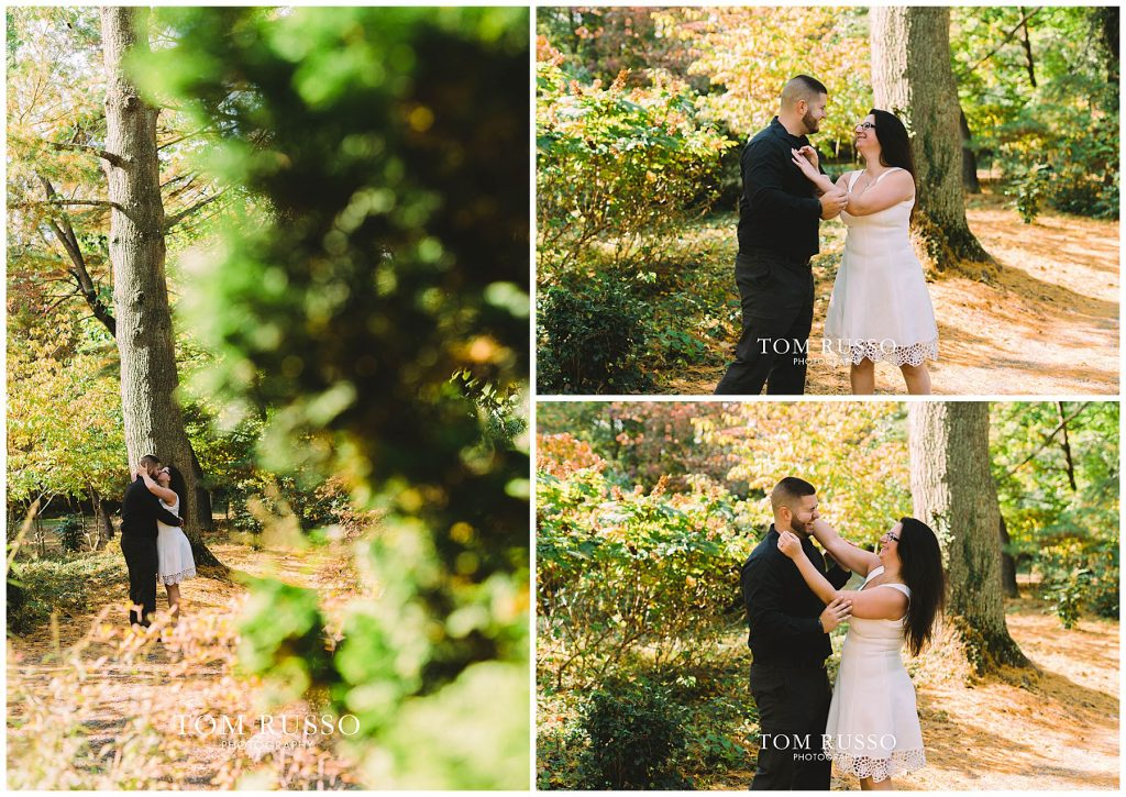 Maria & John Engagement Session Sayen House and Gardens Hamilton NJ 63