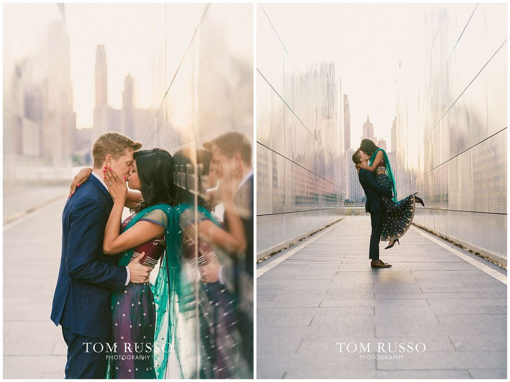 Sloan & Hunter Sunrise Engagement Session Liberty State Park & Central Park NYC 89