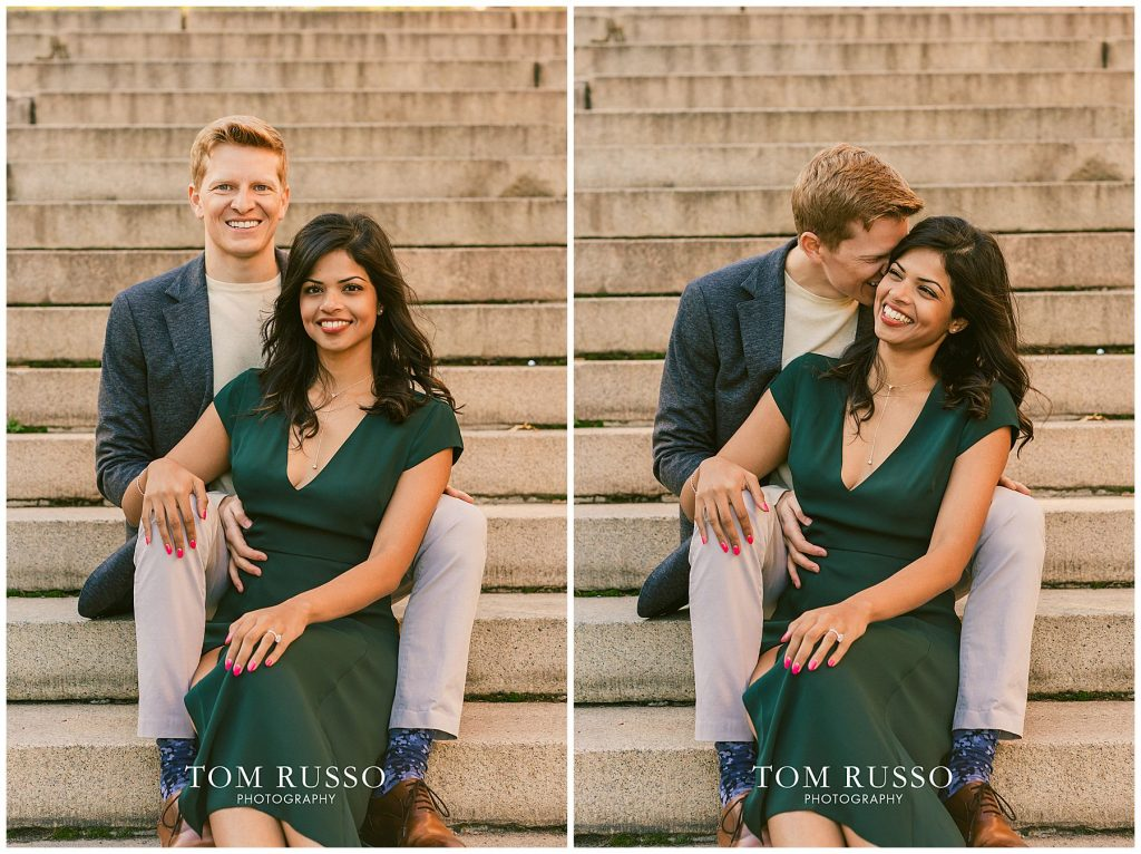 Sloan & Hunter Sunrise Engagement Session Liberty State Park & Central Park NYC 121
