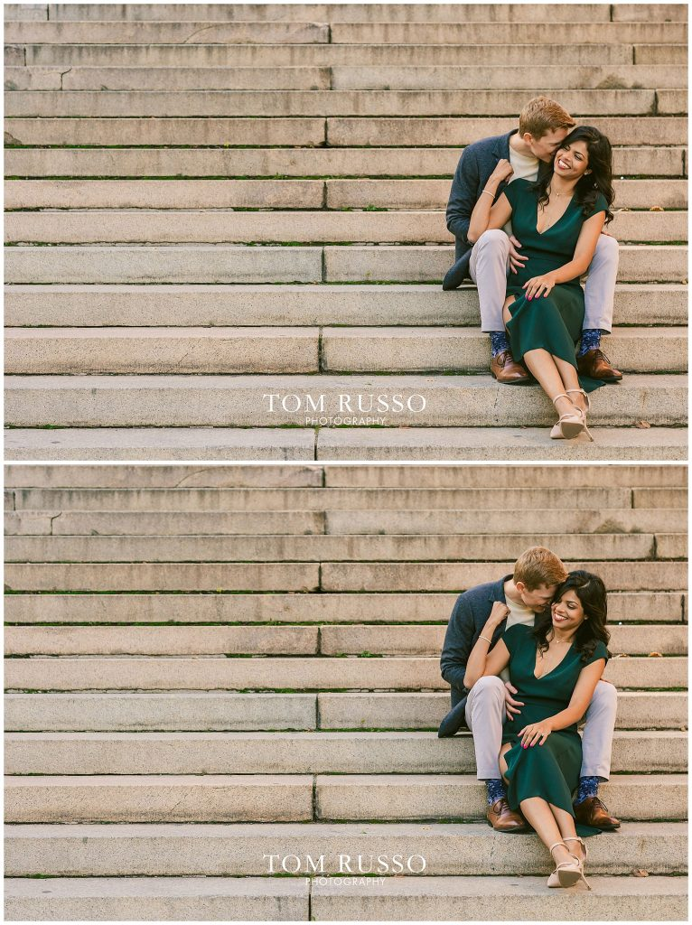 Sloan & Hunter Sunrise Engagement Session Liberty State Park & Central Park NYC 122