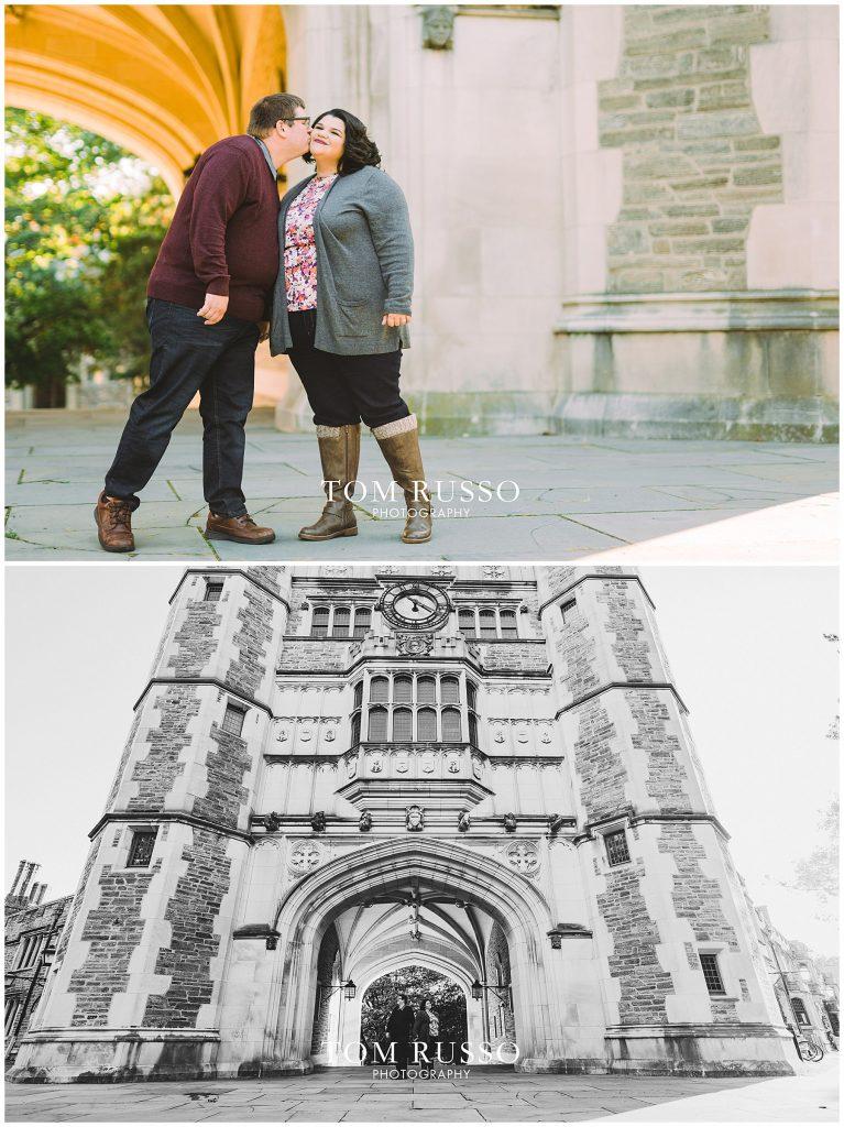 Vicki & Jeff Engagement Session Princeton University Princeton NJ 39