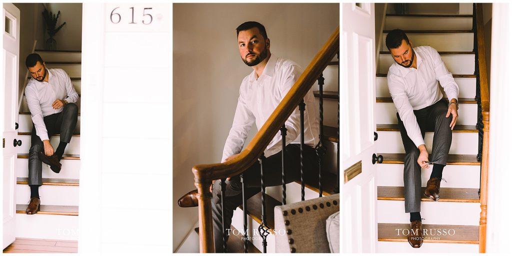 Ali & Milo Wedding Allentown NJ 324
