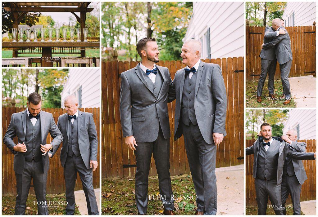 Ali & Milo Wedding Allentown NJ 326