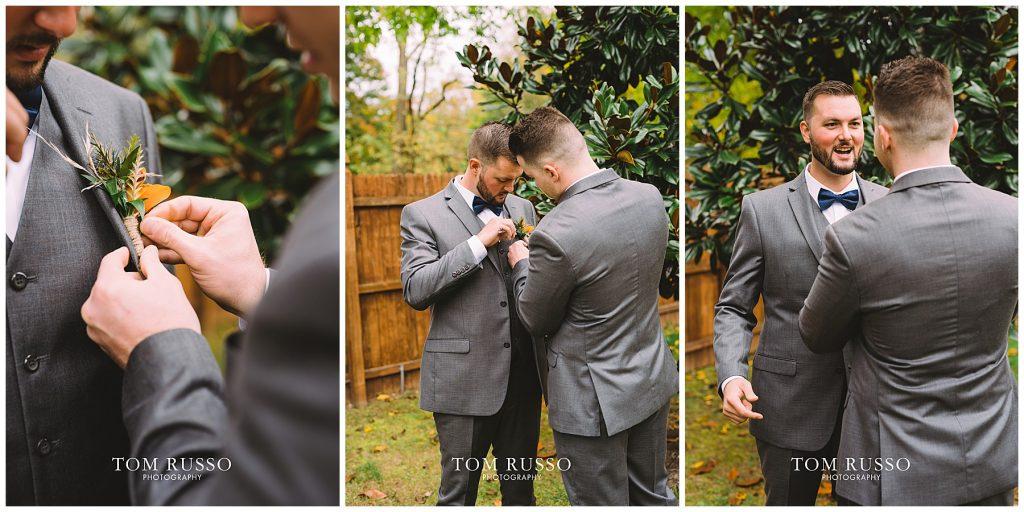 Ali & Milo Wedding Allentown NJ 327