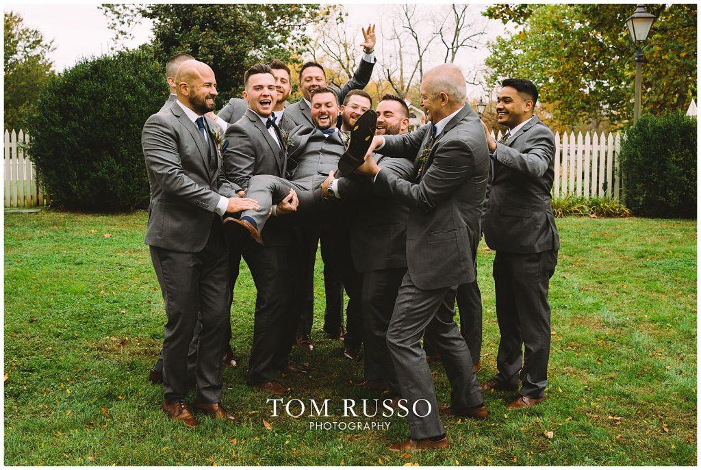 Ali & Milo Wedding Allentown NJ 337