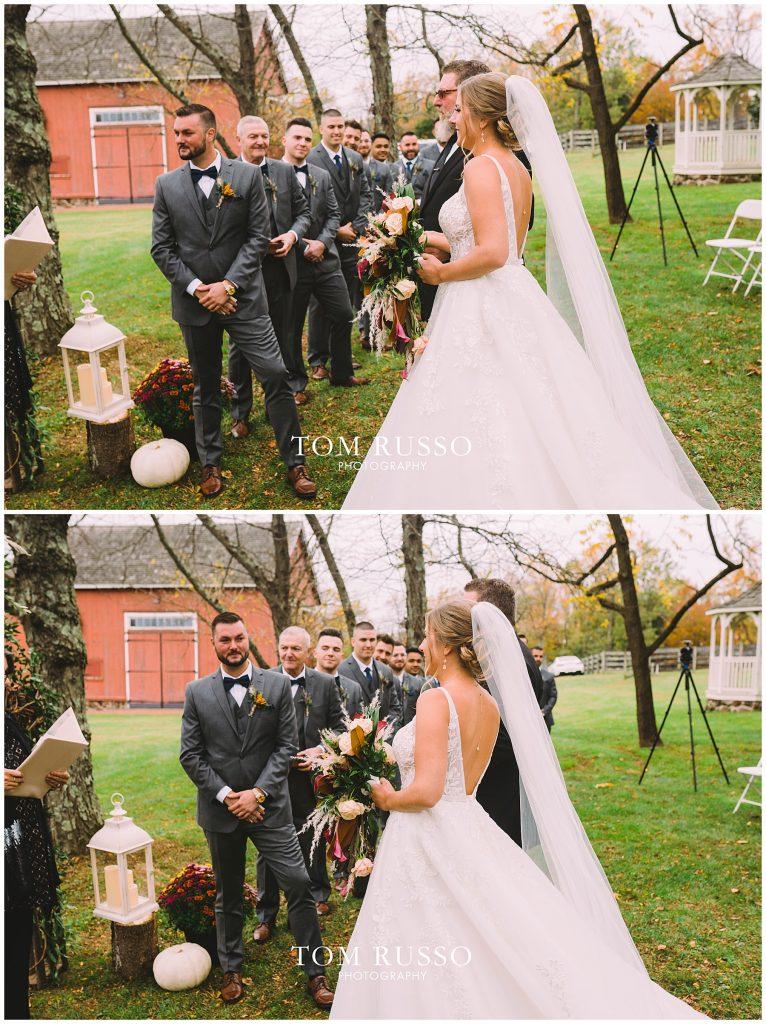 Ali & Milo Wedding Allentown NJ 347