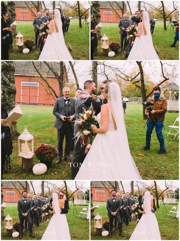 Ali & Milo Wedding Allentown NJ 348