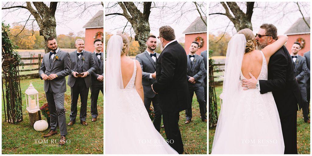 Ali & Milo Wedding Allentown NJ 349