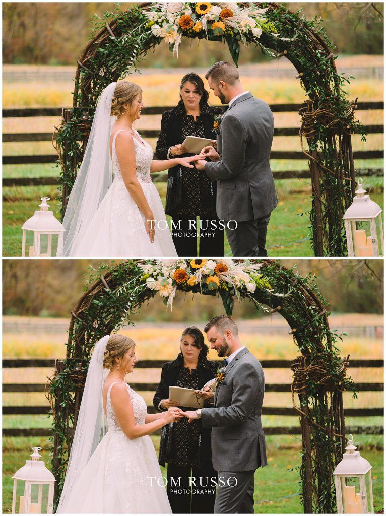 Ali & Milo Wedding Allentown NJ 358