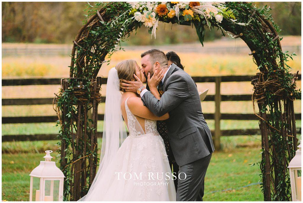 Ali & Milo Wedding Allentown NJ 359