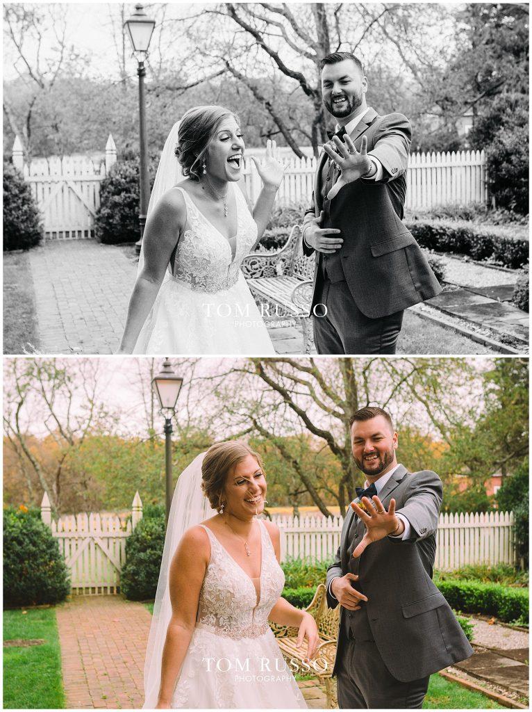 Ali & Milo Wedding Allentown NJ 372