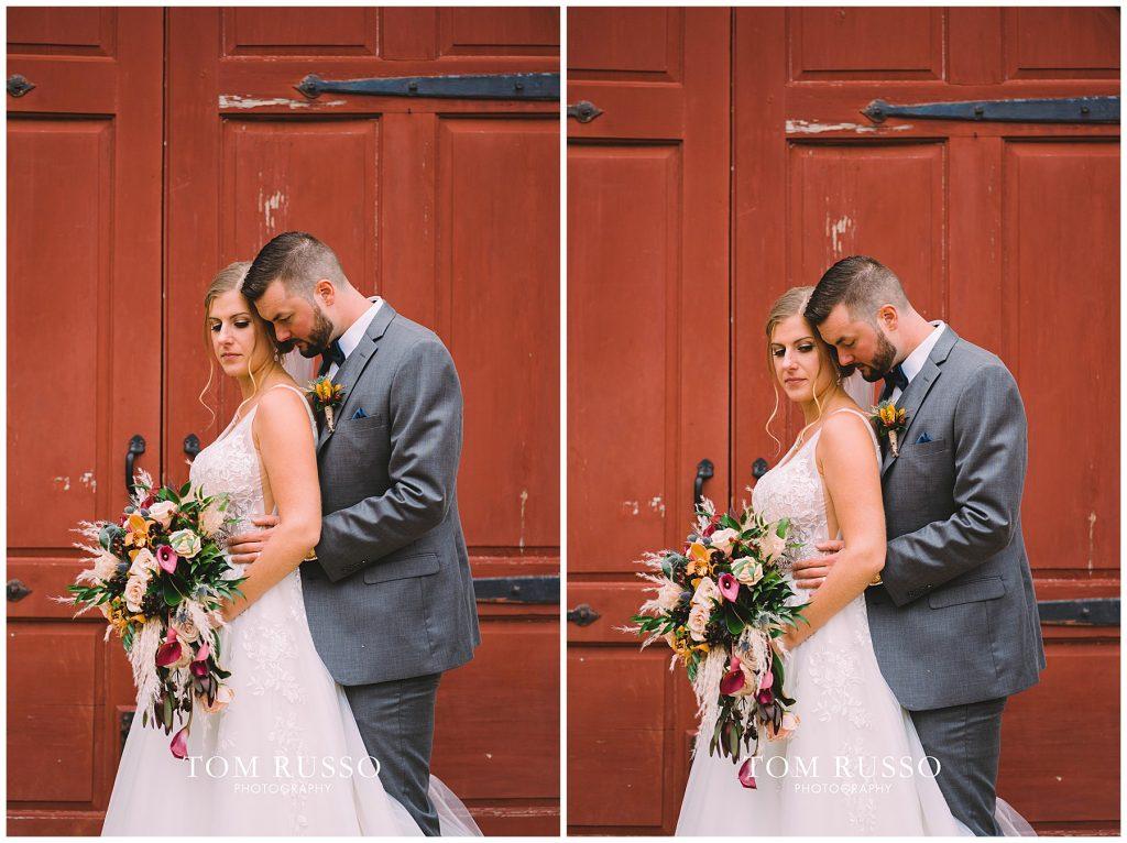 Ali & Milo Wedding Allentown NJ 389