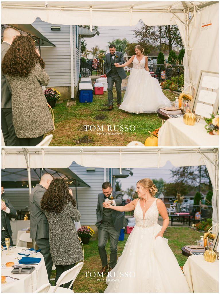 Ali & Milo Wedding Allentown NJ 395