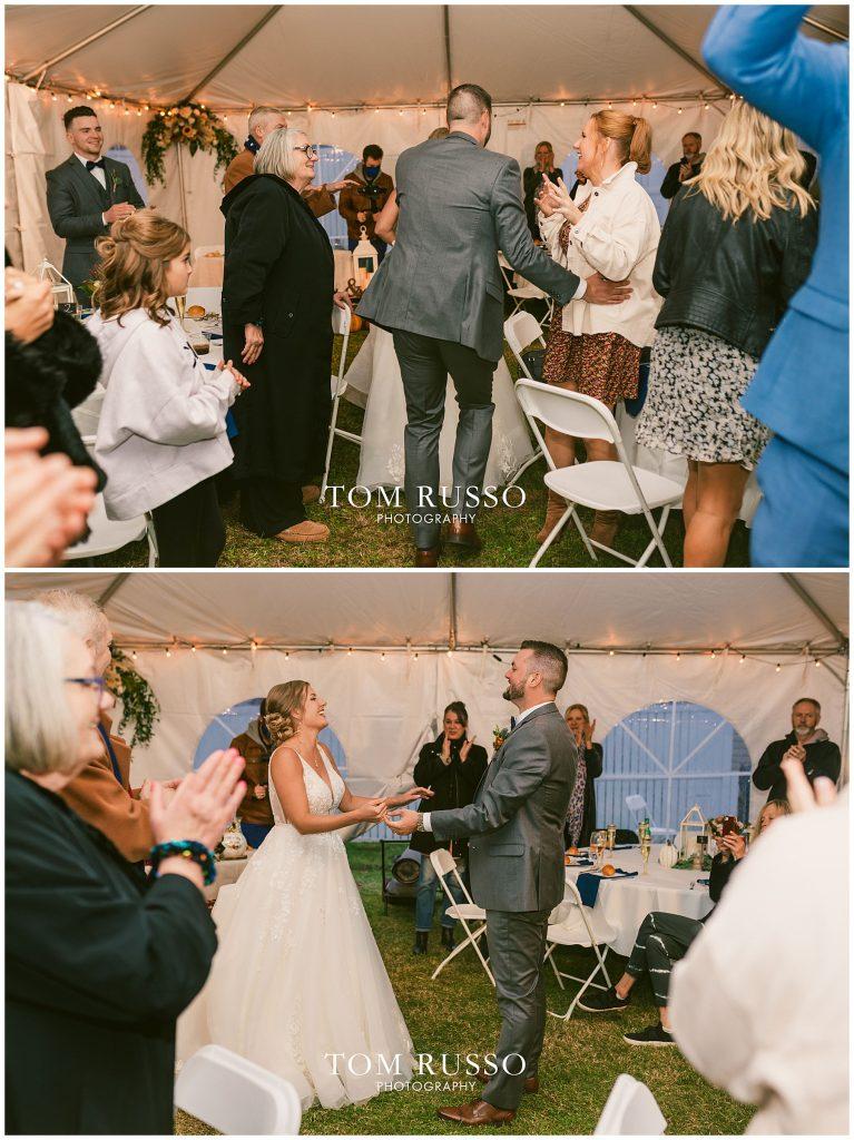 Ali & Milo Wedding Allentown NJ 396