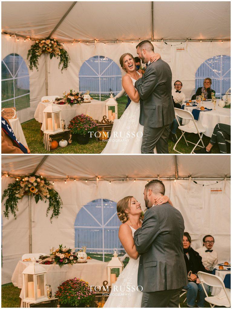 Ali & Milo Wedding Allentown NJ 397