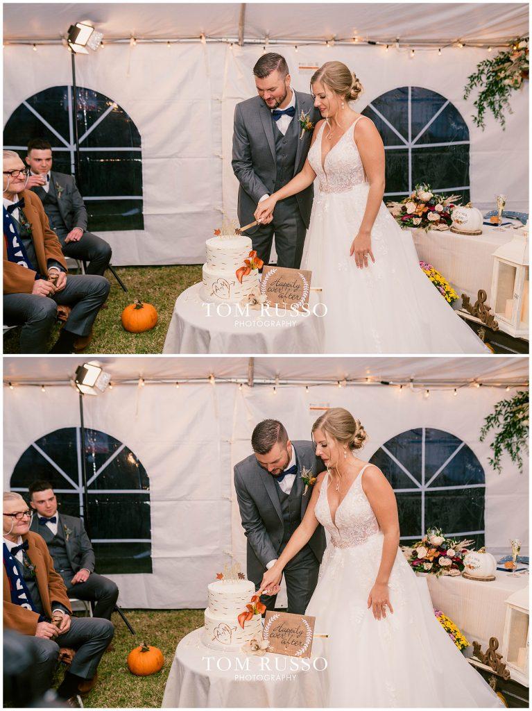 Ali & Milo Wedding Allentown NJ 411