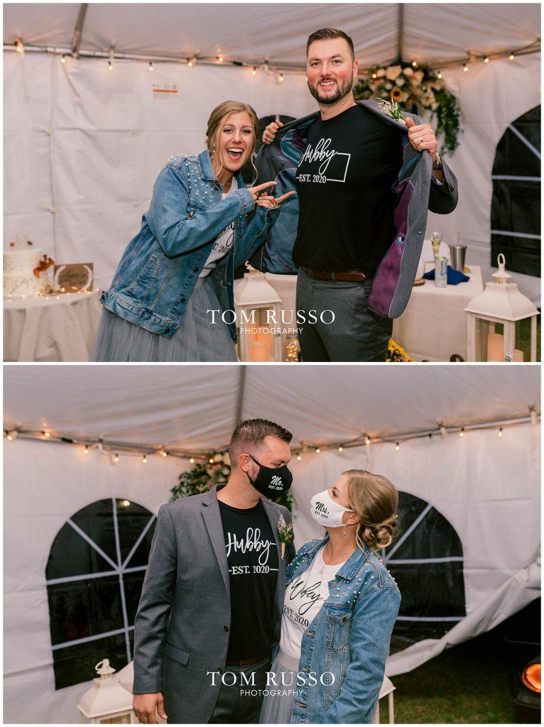Ali & Milo Wedding Allentown NJ 413