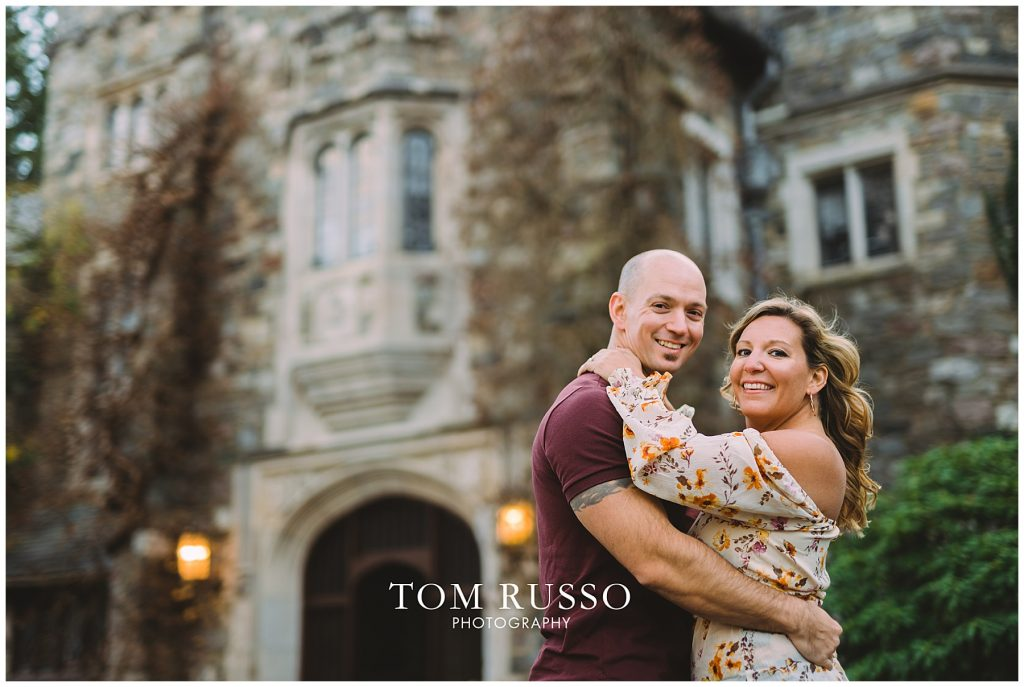 Amanda & Paul Engagement Session Skylands Manor Ringwood NJ 75