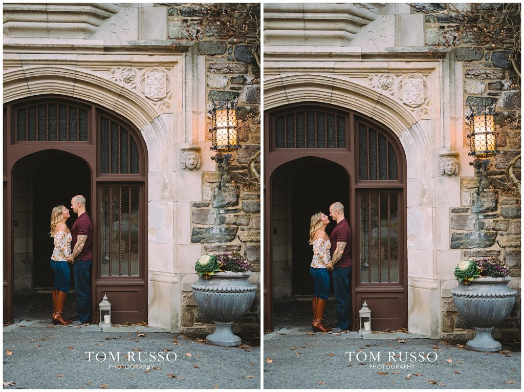Amanda & Paul Engagement Session Skylands Manor Ringwood NJ 79