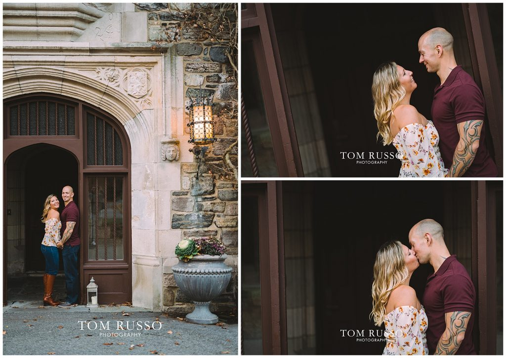 Amanda & Paul Engagement Session Skylands Manor Ringwood NJ 80