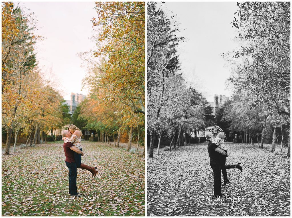 Amanda & Paul Engagement Session Skylands Manor Ringwood NJ 81