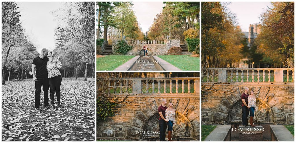 Amanda & Paul Engagement Session Skylands Manor Ringwood NJ 84