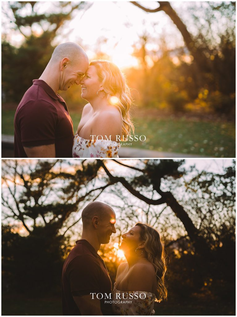 Amanda & Paul Engagement Session Skylands Manor Ringwood NJ 85