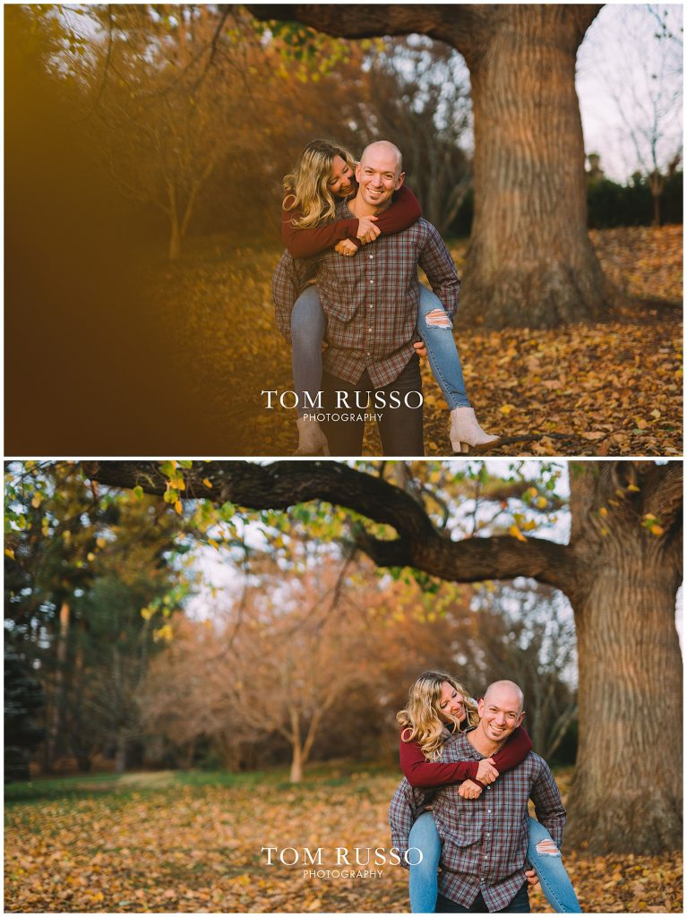 Amanda & Paul Engagement Session Skylands Manor Ringwood NJ 89