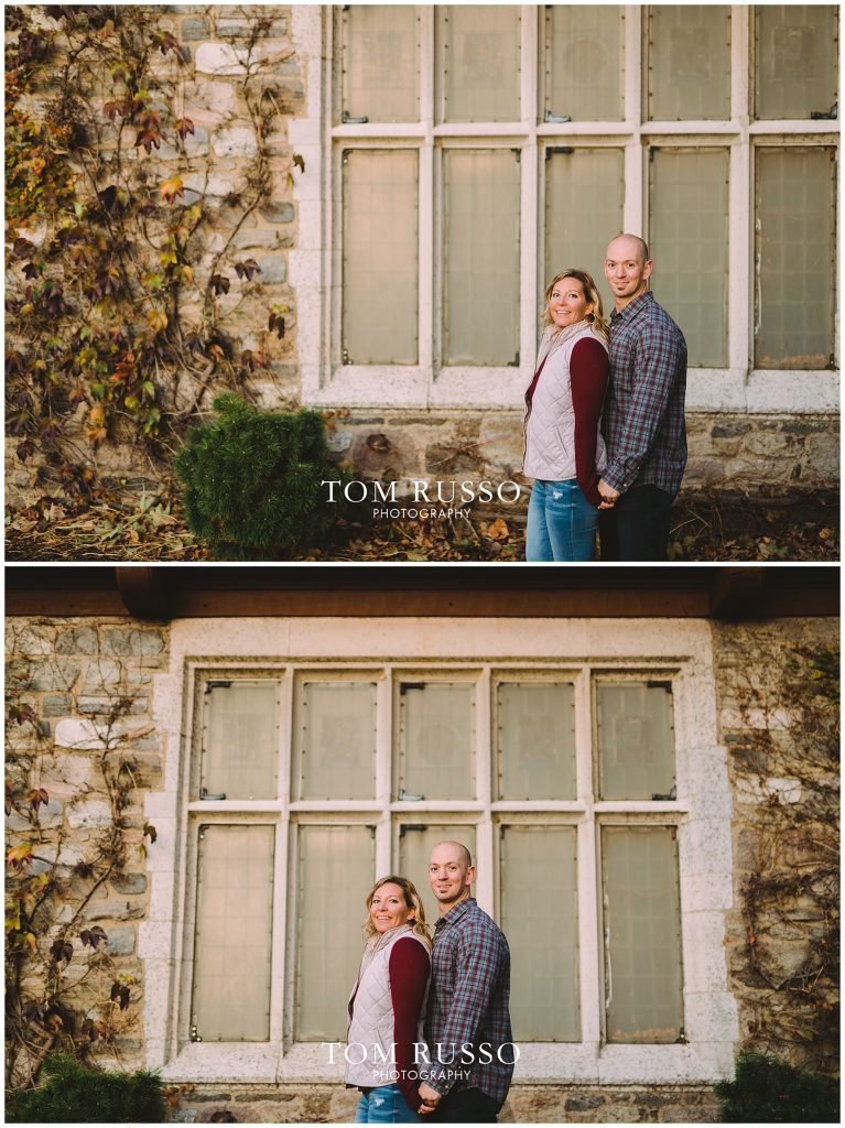 Amanda & Paul Engagement Session Skylands Manor Ringwood NJ 93