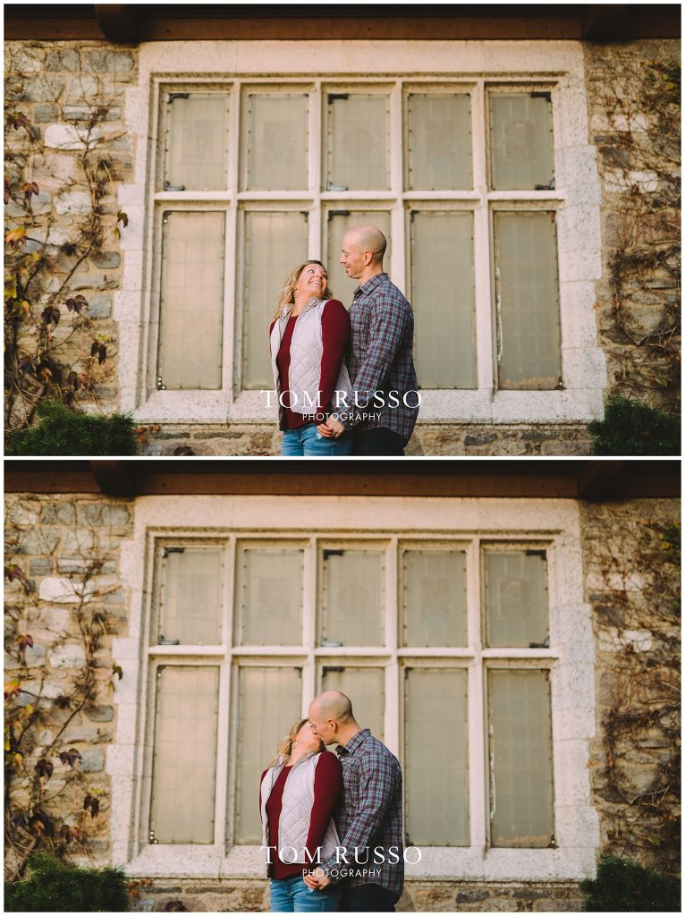 Amanda & Paul Engagement Session Skylands Manor Ringwood NJ 94