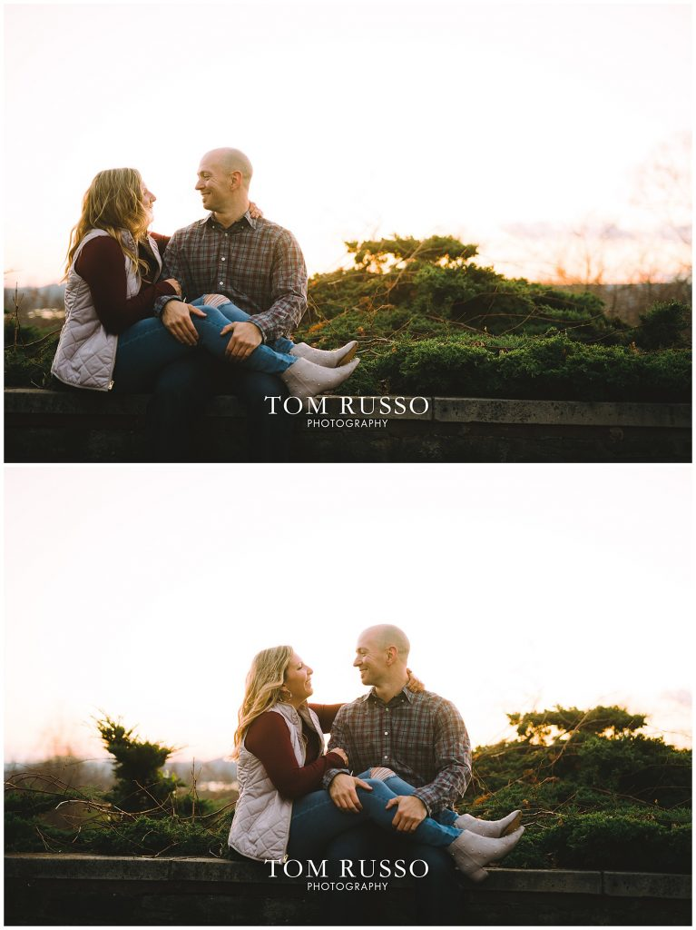 Amanda & Paul Engagement Session Skylands Manor Ringwood NJ 100