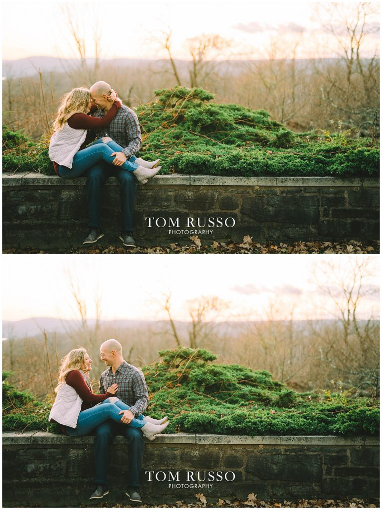 Amanda & Paul Engagement Session Skylands Manor Ringwood NJ 101