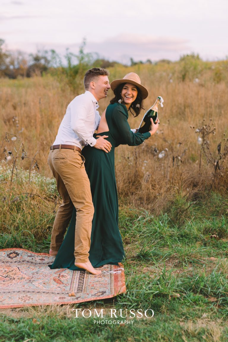 4 Tips and Tricks for the Perfect Engagement Session 11