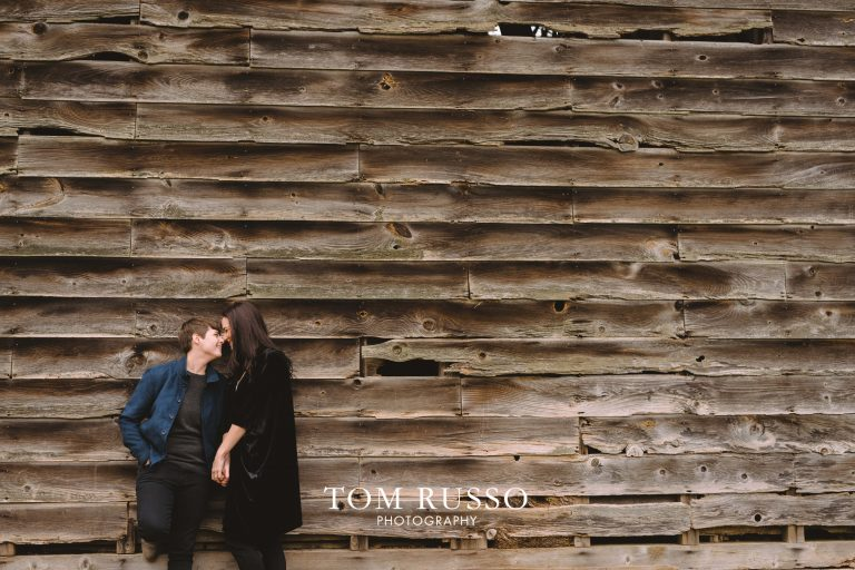 Becca & Tory Engagement Session Allaire State Park 4