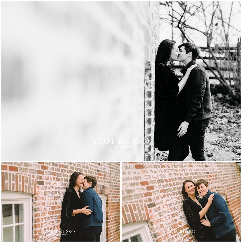 Engagement Session Allaire State Park