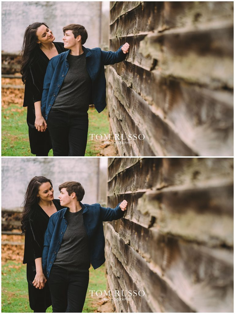 Becca & Tory Engagement Session Allaire State Park 72
