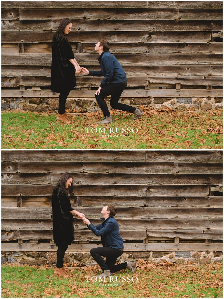 Becca & Tory Engagement Session Allaire State Park 74