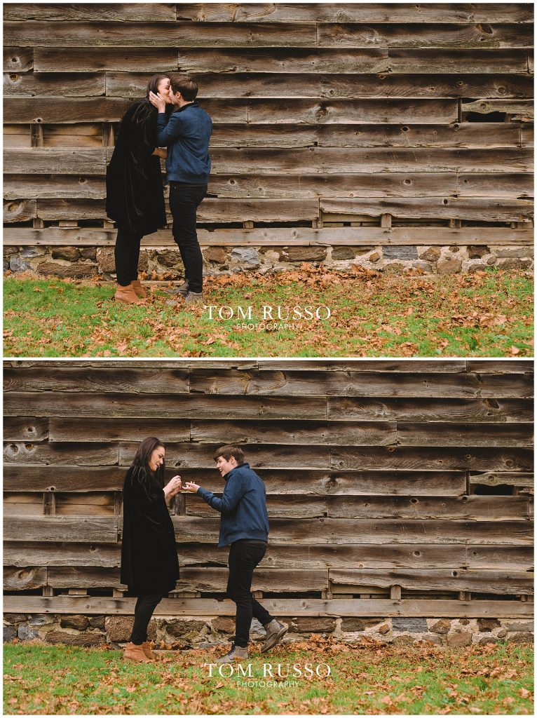 Becca & Tory Engagement Session Allaire State Park 76
