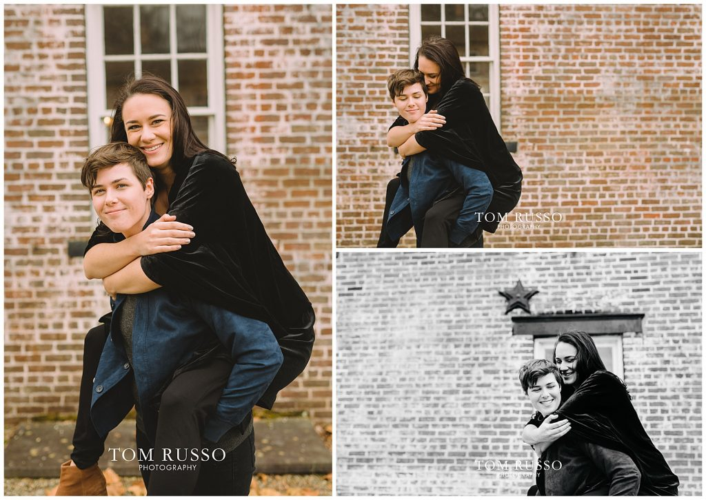 Becca & Tory Engagement Session Allaire State Park 89