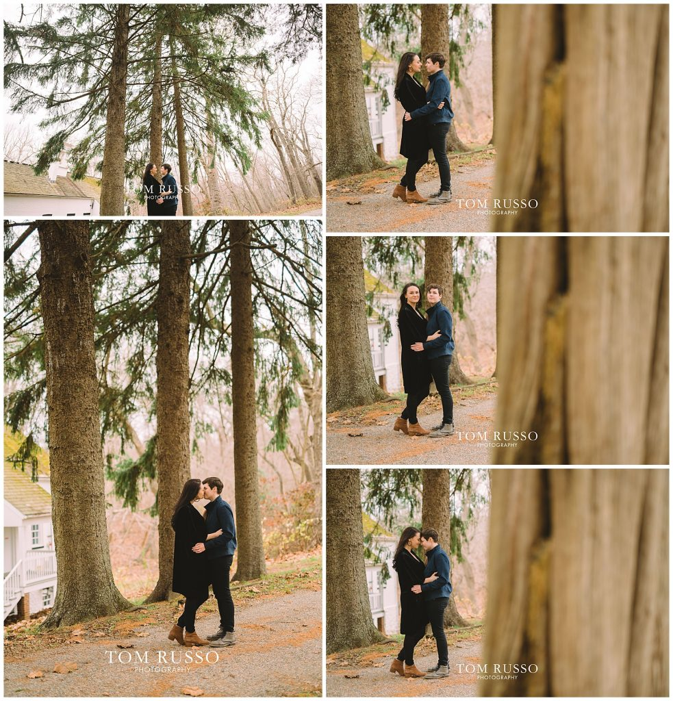 Becca & Tory Engagement Session Allaire State Park 92