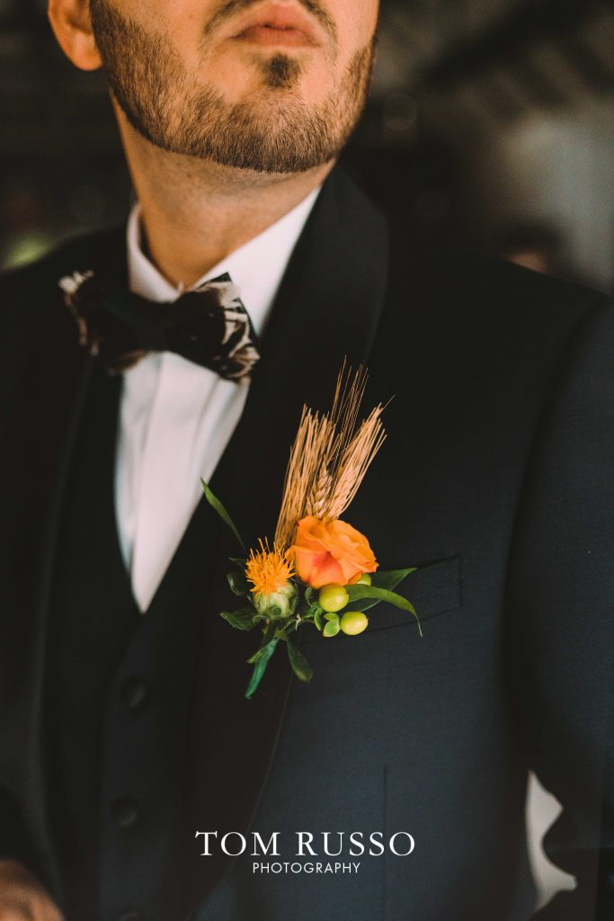 The Significance of Groom Details 14