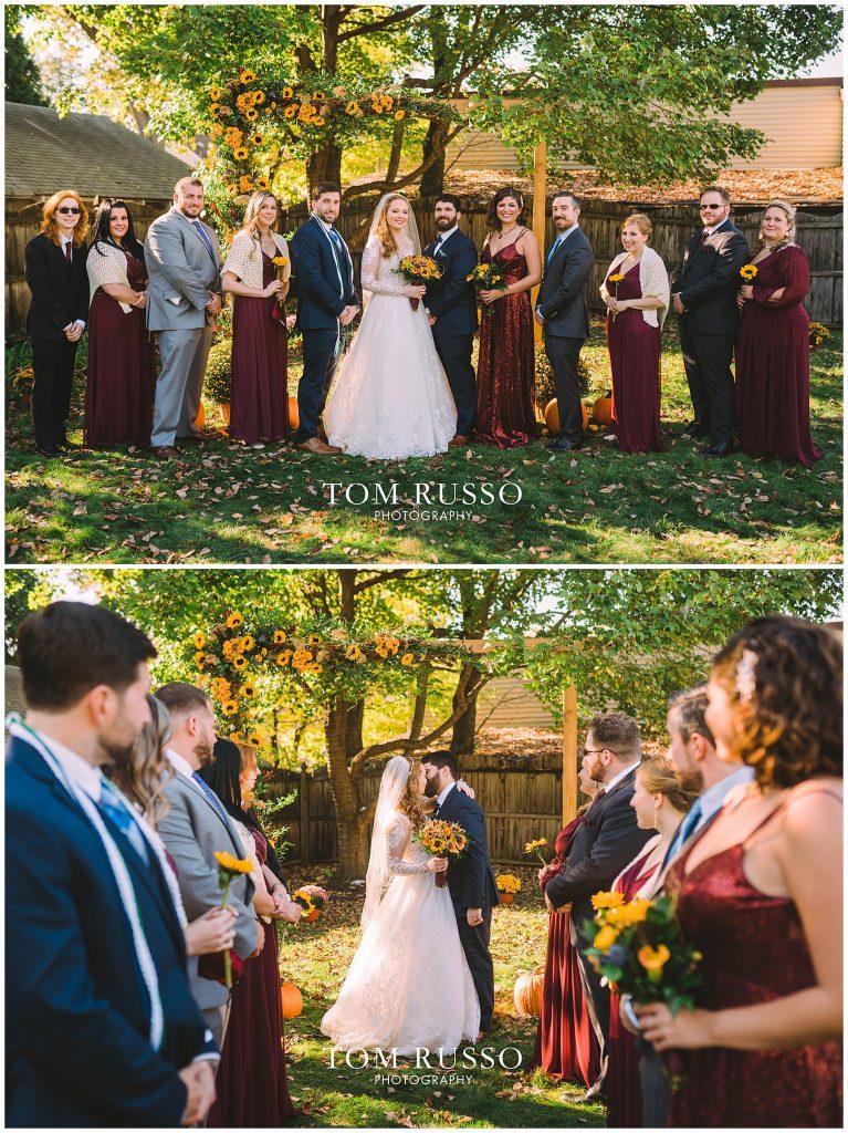 Kim & Kyle Wedding Rutherford NJ 122