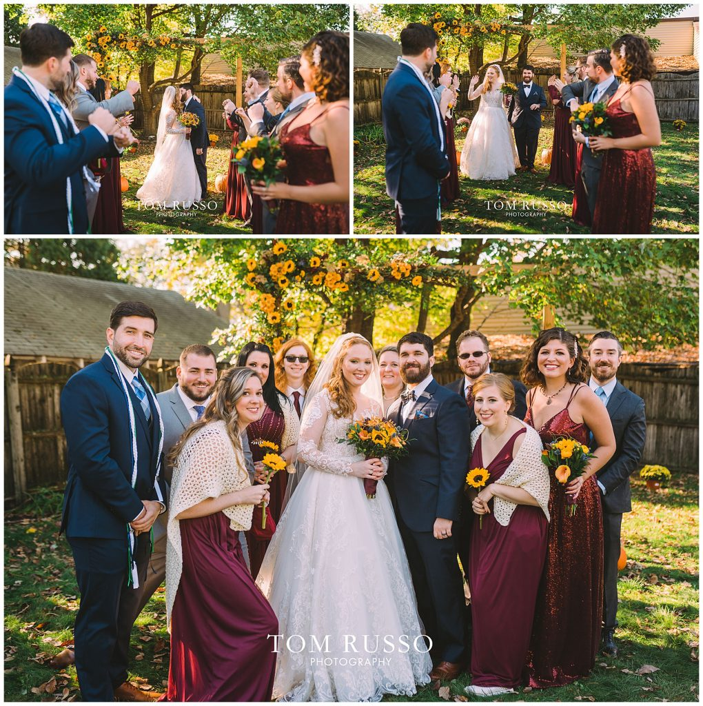 Kim & Kyle Wedding Rutherford NJ 123