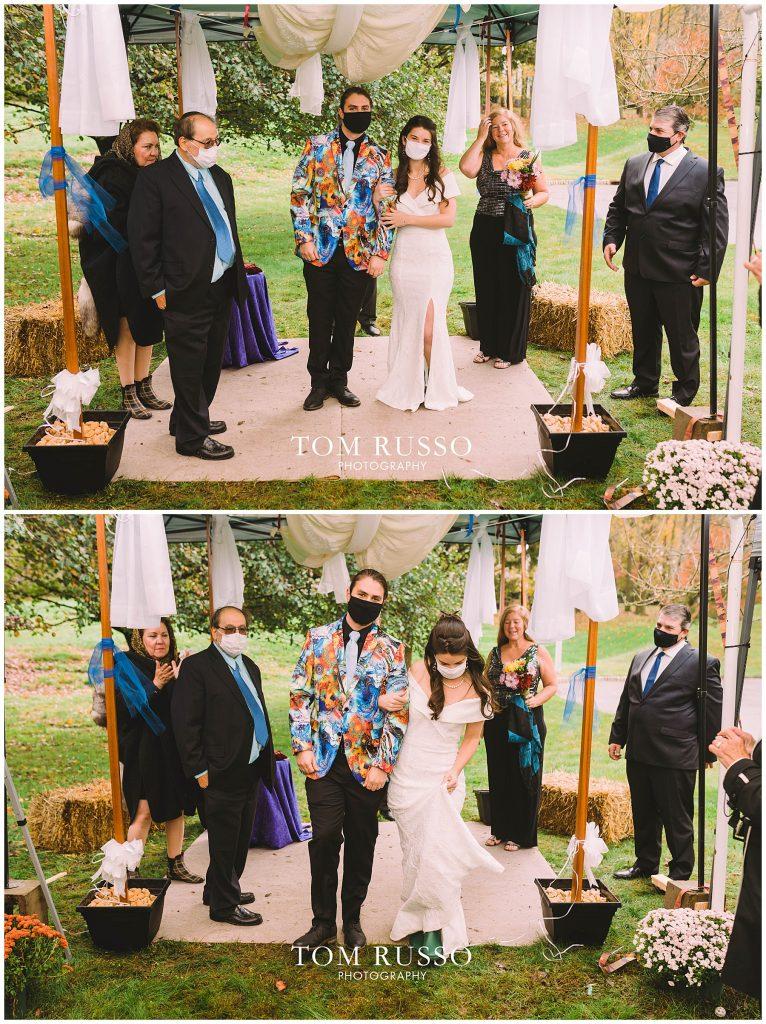 Marissa & Zach Wedding Monroe NJ 108
