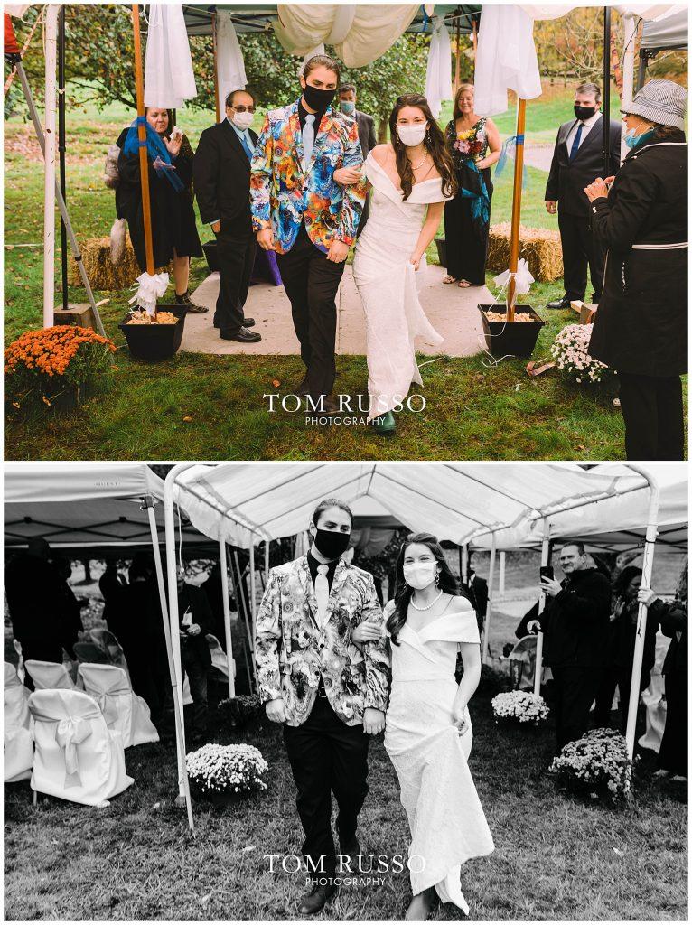 Marissa & Zach Wedding Monroe NJ 109