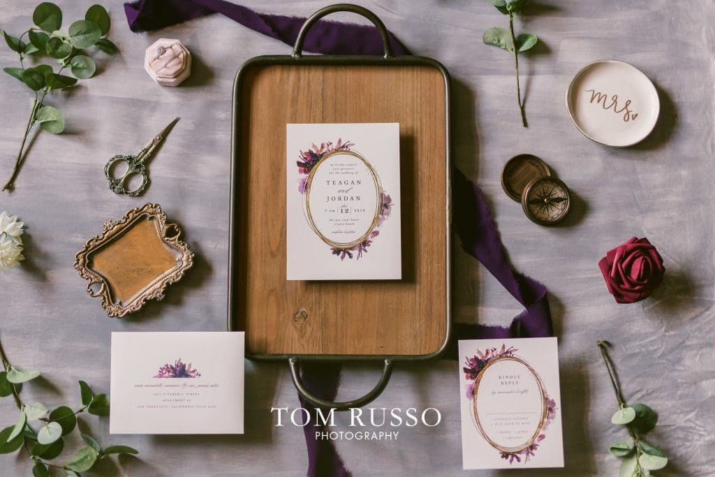 Items to Build a Bridal Details Kit