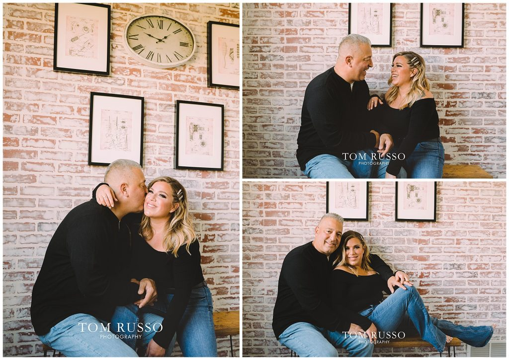 Jess & Gary At-Home Engagement Session Wilmington DE 50